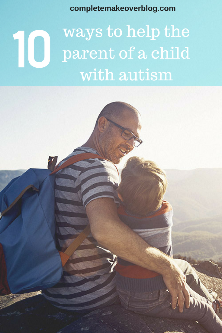 10 Ways to Help the Parent of a Child with Autism