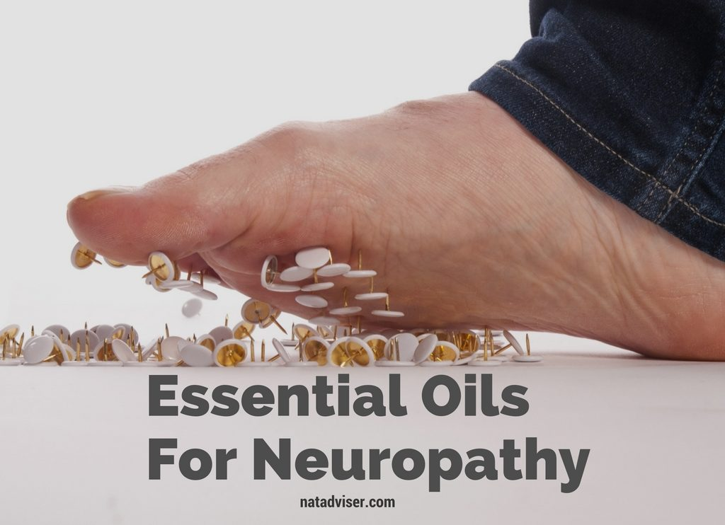 The Best Essential Oils for Neuropathy and Nerve Pain