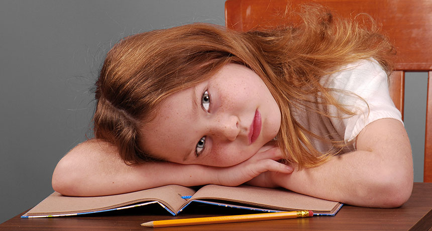 More brain differences seen between girls, boys with ADHD