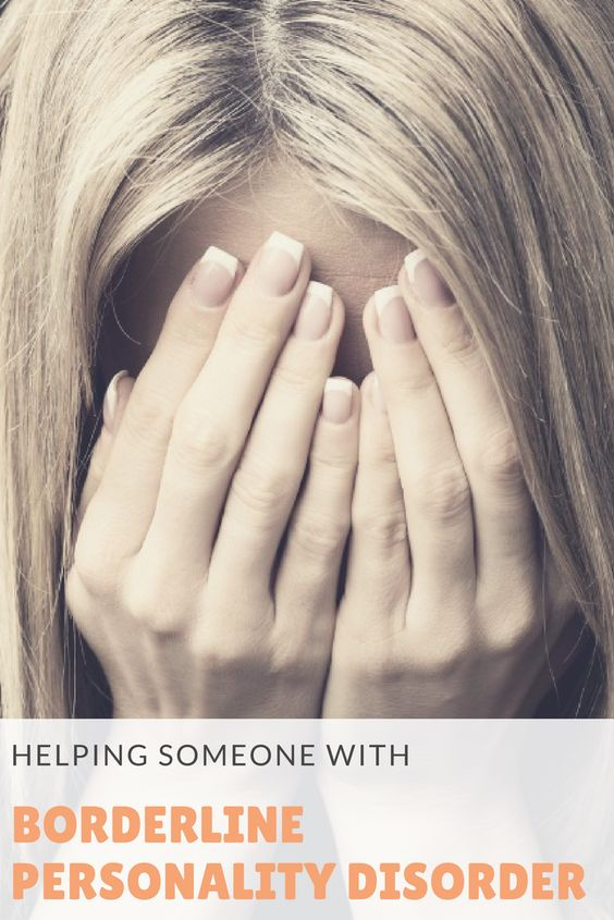 Helping Someone with Borderline Personality Disorder