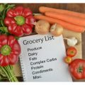 Make a Great Healthy Grocery List in Minutes