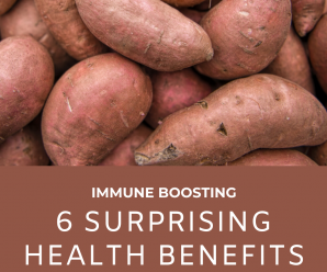 6 Surprising Health Benefits of Sweet Potatoes